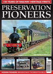 Preservation Pioneers issue Preservation Pioneers