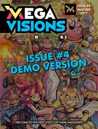 Free Demo Issue: Mega Visions Issue #4 issue Free Demo Issue: Mega Visions Issue #4