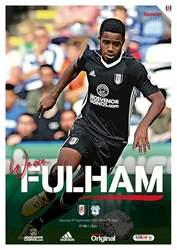 Fulham v Cardiff City 2017/18 issue Fulham v Cardiff City 2017/18