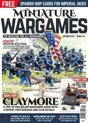 Miniature Wargames issue Miniature Wargames