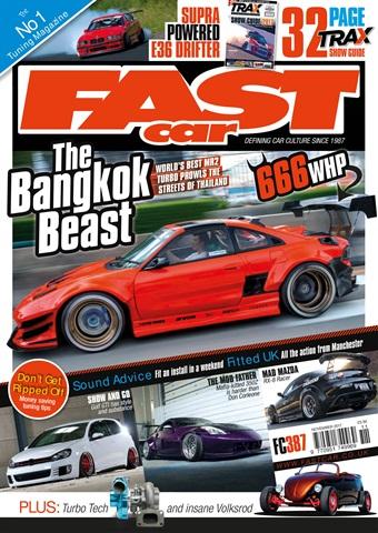 Fast Car issue November 2017