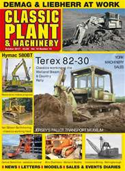 Classic Plant & Machinery issue Vol. 15 No. 10