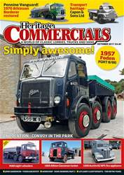 Heritage Commercials Magazine issue October 2017