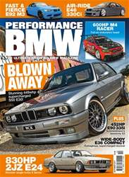 Performance BMW issue October 17