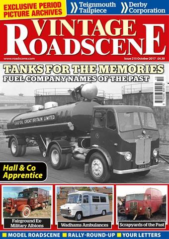 Vintage Roadscene issue No. 214