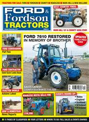 Ford & Fordson issue No. 81