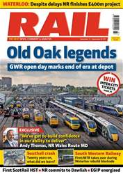 Rail issue Issue 835