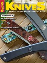 32 Knives International issue 32 Knives International
