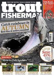 Trout Fisherman issue Issue 501