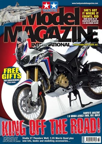 Tamiya Model Magazine issue 264 October 2017