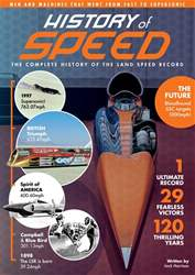 History of Speed - The complete history of the land speed record issue History of Speed - The complete history of the land speed record