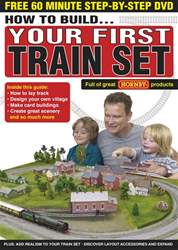 How to build...Your First Train Set issue How to build...Your First Train Set