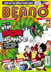 The Beano issue 23rd September 2017