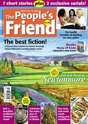 The People's Friend issue 23/09/2017
