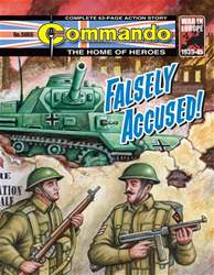 Commando issue 5055