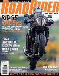 Australian Road Rider issue Issue#140 Sep 2017