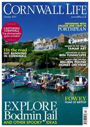 Cornwall Life issue Oct-17