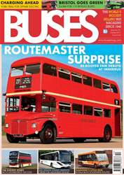 Buses Magazine issue   October 2017