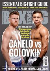 Boxing News issue 12/09/2017