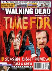 The Walking Dead Magazine issue Issue 21