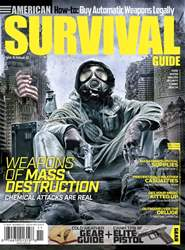 American Survival Guide issue November 2017