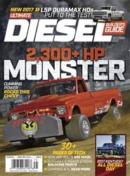 Ultimate Diesel Builders Guide issue Oct/Nov 2017