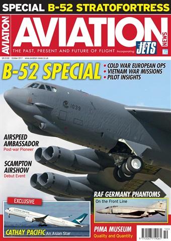 Aviation News incorporating JETS Magazine issue   October 2017