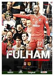Fulham v Hull City 2017/18 issue Fulham v Hull City 2017/18