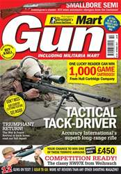 Gunmart issue Oct-17