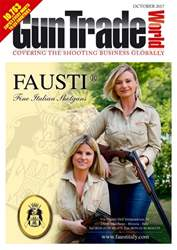 Gun Trade World issue October 2017