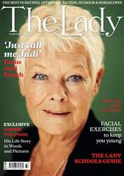 The Lady issue 15th September