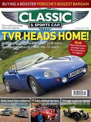 Classic & Sports Car issue October 2017