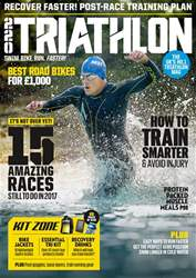220 Triathlon Magazine issue October 2017
