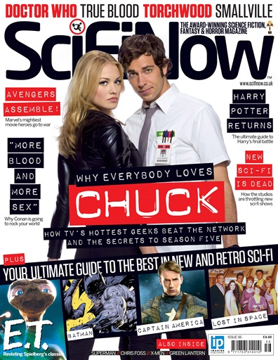 SciFiNow Digital Issue