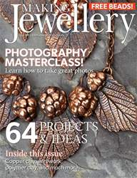Making Jewellery issue October 2017