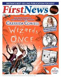 First News Issue 587 issue First News Issue 587
