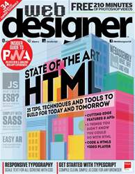 Web Designer issue Issue 266