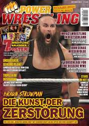 Power-Wrestling issue Oktober 2017