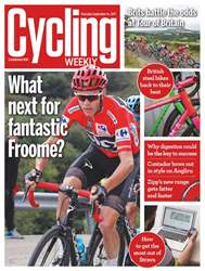 Cycling Weekly issue 14th September  2017