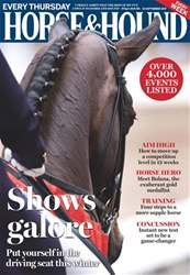 Horse & Hound issue 14th September 2017