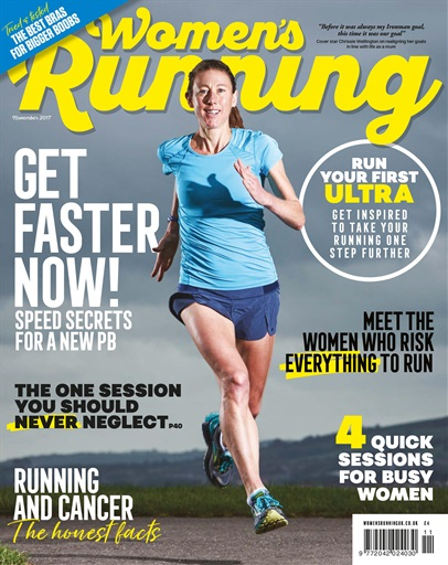 Women's Running Digital Issue