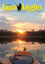Lure Angler issue Issue 94 - Autumn 2017