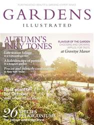 Gardens Illustrated issue October 2017