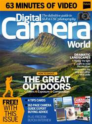 Digital Camera World issue October 2017