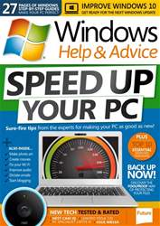 Windows Help & Advice issue October 2017