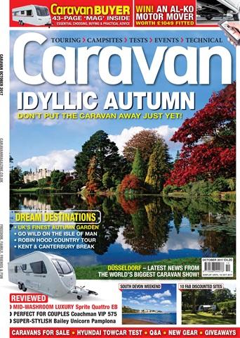 Caravan Magazine issue October 2017