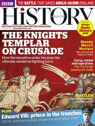 BBC History Magazine issue October 2017