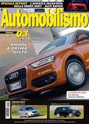 Automobilismo 2 2012 issue Automobilismo 2 2012