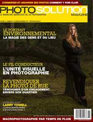 Photo Solution Octobre/Novembre2017 issue Photo Solution Octobre/Novembre2017