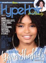 Hype Hair issue Hype Hair October 2017